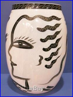 Vintage Kosta Boda Garden of Eden Caramba Ulrica Hydman Vlaien Artist Snakes