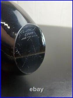 Vintage Kosta Boda KJELL ENGMAN Amethyst Vase