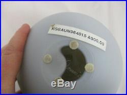 Vintage Kosta Boda Unique Signed Gunnel Sahlin 7 Round Gourd Vase