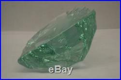 Vintage Vicke Lindstrand Kosta Boda Art Glass Bear Desk Ornament